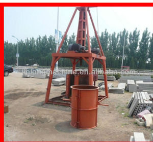Cement Tube/Pipe Making Machines (SY-1000) pictures & photos