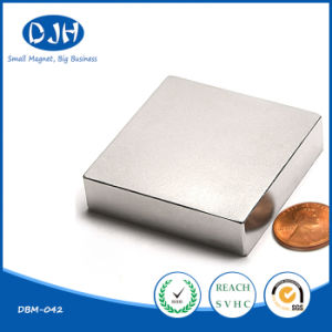 N52 Rare Earth Magnetic Block for Permanent Magnet Alternator pictures & photos