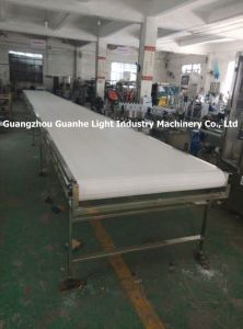 Automatic Vaseline Hot Filling Machine with Cooling Packaging Line pictures & photos