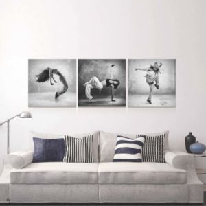 Home Decor Custom Modern Flower Painting pictures & photos