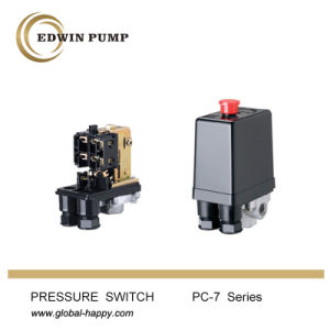 Pressure Switch Used for Air Compressor PC-7 pictures & photos