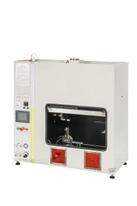 UL94 Horizontal and Vertical Flame Burning Tester pictures & photos
