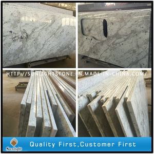 Indian River White Granite Countertops/ Vanity Tops pictures & photos