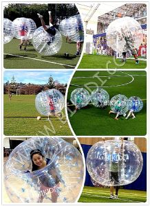 2015 New Bumper Ball/Human Soccer Bubble Ball/Bubble Football with Top Quality pictures & photos