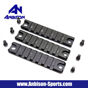 Anbison-Sports 20mm Picatinny Rail for G36 G36c Short Type (3PCS/set) pictures & photos