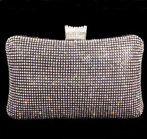 Classics Clutch Bag Elegant Bag Rhinestone Fashion Evening Bag Wholesale (XW0917) pictures & photos