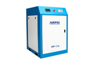 ARP7a Oil Injected 7.5kw Belt Driven Screw Compressor