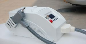 1600mj Q-Switched Laser Tattoo Removal Equipment From Beijing Sincoheren Ltd pictures & photos