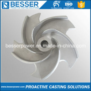 Stainelss Alloy Carbon Steel Metal Investment Precision Pump Casting pictures & photos