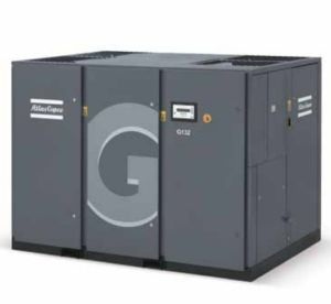 Atlas Copco Oil Injected Screw Air Compressor (GA132+FF GA160+FF)