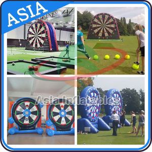 Inflatable Soccer Darts Game / Inflatable Sports Game / Inflatable Football Game pictures & photos