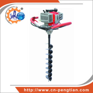 52cc 1.7kw Earth Auger with 100mm 150mm 200mm Auger Bits pictures & photos