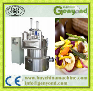 Fruit and Vegetable Vacuum Frying Machinery pictures & photos