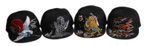High Quality Heavy Embroidery Hip Hop Caps pictures & photos