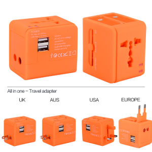 Newest Au/Us/UK/EU Plug Plug Adapter for Worldwide Use