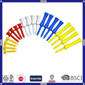 Colorful Eco-Friendly Low Price Plastic Golf Tee pictures & photos