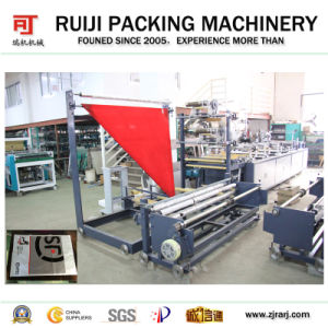 Automatic DHL Poly Postal Bag Making Machine pictures & photos
