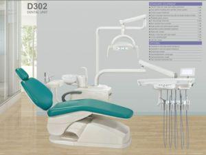 Computer Controlled Integral Dental Chair Dental Treatment Unit (AM-D302) pictures & photos