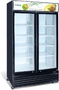 Upright Supermarket Beverage Cooler with Digital Controller pictures & photos