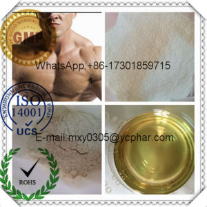 Testosterone Enanthate 315-37-7 Semi-Finished Injectable Steroid Test Enanthate Recipe pictures & photos
