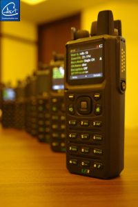 30-88MHz Digital and Analog Military Radio with Powerful Digital Function pictures & photos