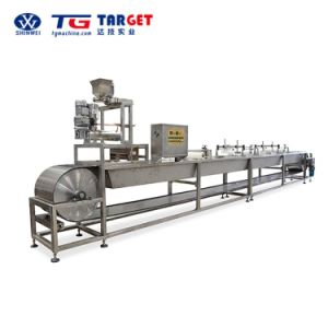 Hard Candy Chewy Candy Cooling Belt Machine pictures & photos