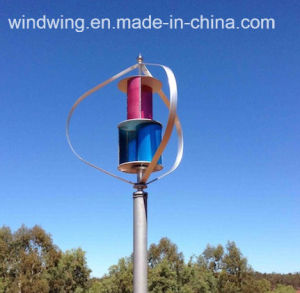 2000W Maglev Wind Power Turbine Generator for Remote Area pictures & photos