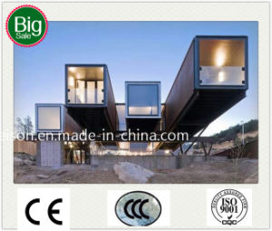 Quick Installation Portable Simple Mobile Prefabricated/Prefab Coffee Bar/House in The Street pictures & photos