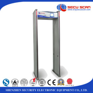 Leading manufacturer of Metal Detector Gate with Multi-Zone Alarming (AT-IIIX) pictures & photos