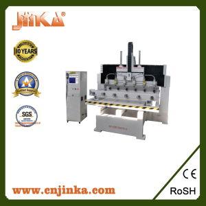 CNC Router/Platform Mobile CNC Router/Cylinder CNC Router/CNC Engraving Machine pictures & photos