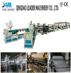 PP Book Cover Sheet Extrusion Line pictures & photos