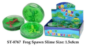 Funny Nausea Frog Spawn Slime Toy pictures & photos