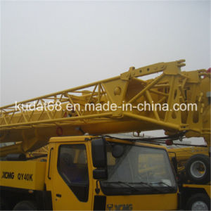 Full Hydarulic Mobile Truck Crane (QY40K) pictures & photos