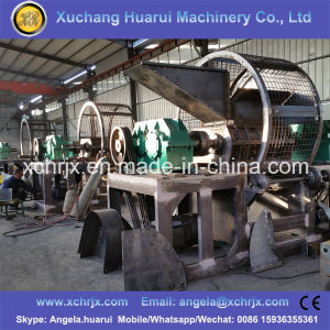 Waste Tire Shredding Machine for Recycling Equipment / Tire Shredder pictures & photos