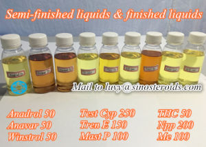 Finished Injectable Liquids TM Blend 300 for Lean Muscle Mass Gains pictures & photos