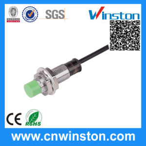 Pr12 Cylindrical Type Metal Inductance Proximity Sensor Switch with CE pictures & photos