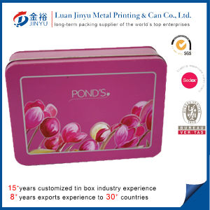 Wholesale Metal Soap Tin Box for Package pictures & photos