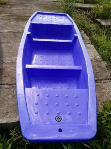 New Design Rotational Moulded Plastic Boat for Wholesales pictures & photos