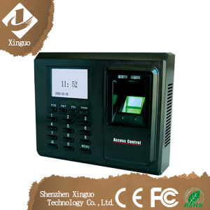 TCP/IP RFID Access Control Fingerprint Time Attendance pictures & photos