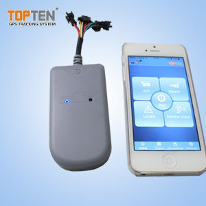 GPS Mini Motorcycle Trackers with Engine Cut, Free Android/Ios APP (MT03-ER) pictures & photos