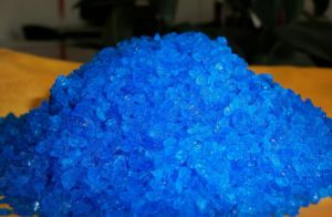 Copper (Cupric) Sulphate Pentahydrate Agriculture Grade CuSo4.5H2O pictures & photos