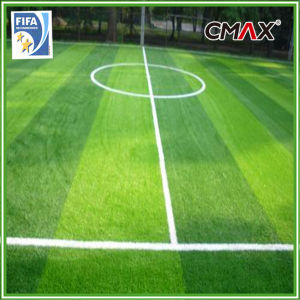 Soccer Artificial Grass Certificated for Football Field pictures & photos