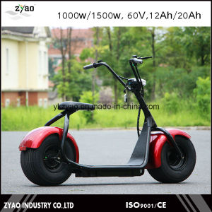 Promotion Product E-Scooter City Coco 2 Wheels Electric Motorcycle 800W Adult Electric City Scooter pictures & photos
