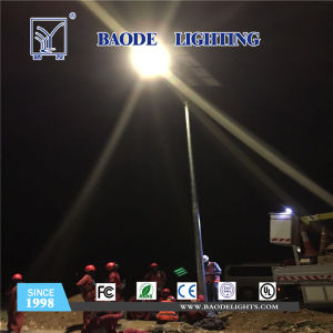 6m 50W Lithium Battery Solar Light LED pictures & photos