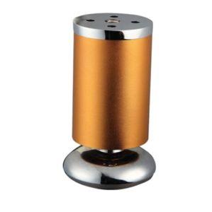 Golden Aluminum Alloy Furniture Cabinet Sofa Legs (L0140) pictures & photos
