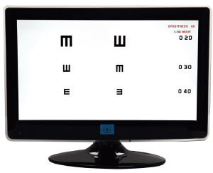 LCD Vision Tester pictures & photos
