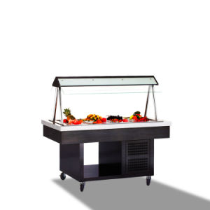 Commercial Restaurant Equipment Countertop Food Display pictures & photos