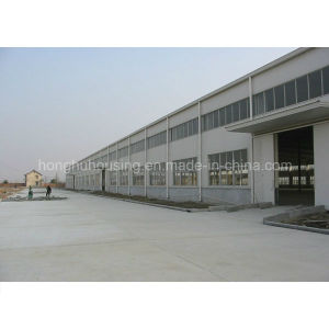 Low Cost Durable Light Steel Assemble Prefab Warehouse pictures & photos