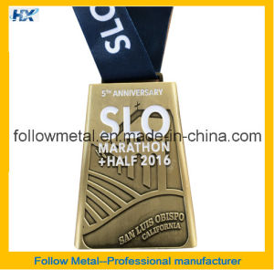Customized Die Casting 3D Metal Medal / Commemorative Medal / Sport Medal