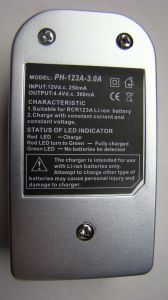 123A Battery Charger From Wama pictures & photos